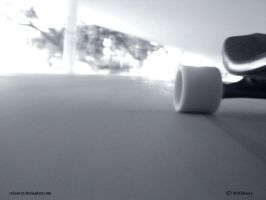 Dropdown speed Long board by celaoxxx