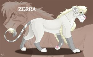 Gift - Zerra by Mistrel-Fox