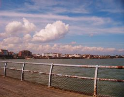 From The Pier by Lothrian