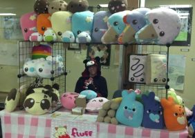 Kotoricon 2014 by FluffSugarCafe