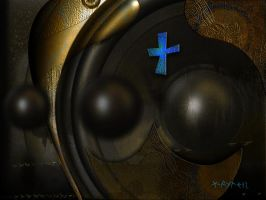 Nude Speakers at Sabbatical by x-pyre12