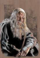 Gandalf_ The Gray by Buchemi