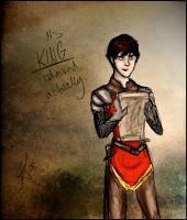 It's King Edmund, actually. by Until-The-Dark