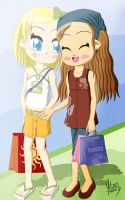 Let's go shopping by Yitzin
