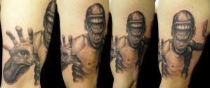 Paleman by phoenixtattoos