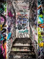 stairway to hey! by MC-G