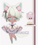 Female Adopt 02 ( CLOSED ) AB ADDED by deathALICE