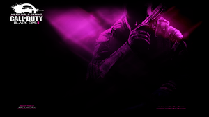 Black Ops 2 Pink - PS3 Wallpaper by Msbermudez