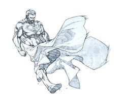man of steel by noelrodriguez