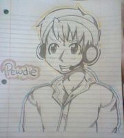 Pewdie :D by Sophy-Chan77