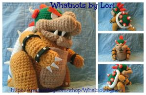 Bowser by whatnotsbylori