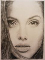 Angelina Jolie by sn00pa