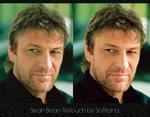 Sean Bean Retouch by StarlightSophie