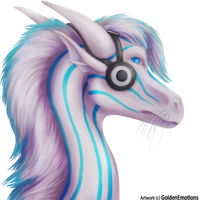 Hasia Headshot 2 by GoldenEmotions