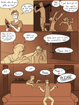 My Pet Vampire: Rick Or Treat - Page 3 by CrazyRatty