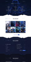 CS SHOP - Web Design by iEimiz