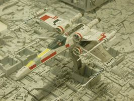 Wedge Antilles - Red Two by rlkitterman