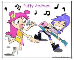 Puffy AmiYumi by Good-Anime