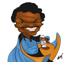 Lando is Awesome by bangalore-monkey