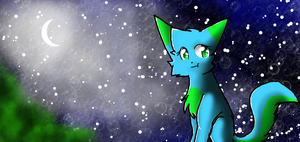 Counting stars (First time doing highlights!) by X-DaveTheCat-X