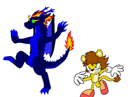 Some OLD OCs by Sooty123
