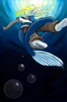 Drowning: Welcome to my World by kimikiti