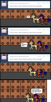 P.P.C #28. The Doctor, master of evading questions by Askre5