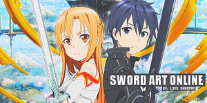 Sword Art Online by LoveShaoran