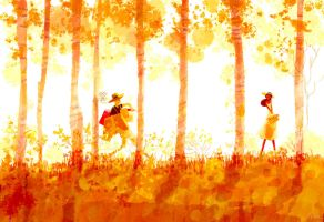 The picnic. by PascalCampion