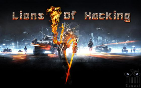 Lions Of Hacking 2 by Zegasi