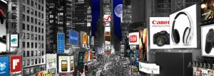 htc one x New york New york! 2 black/white/colour by jester2508