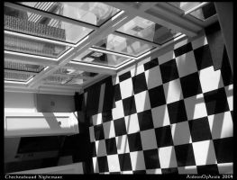 Checkerboard Nightmare by Aideon