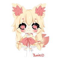 Chibi commission for EspressoCafe by Miyee