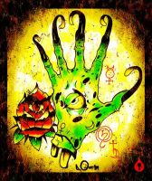 Hand Of Doom by 5xit