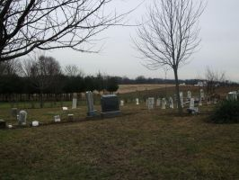 Amish Cemetery by Freedom-Falling
