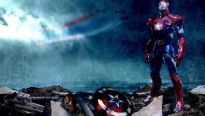 Iron Patriot - What If? by LeX-207