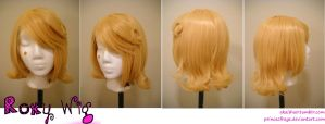 Roxy Lalonde Wig by PrinceOfRage