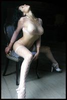 More Fishnet by darkmatterzone