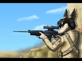 G - Sniper by pandalecko