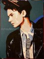 Conor Maynard Painting by ashleymenard122