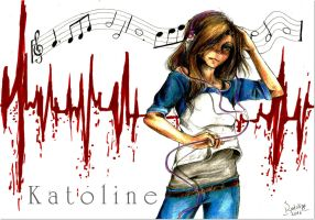 Listen a music pulse by Katoline