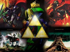 Ocarina of Time by Aiya-chan