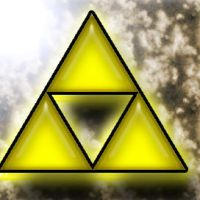 Triforce by elfofcourage