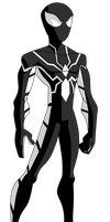 Spectacular Foundation Spider-Man (Black) by ValrahMortem