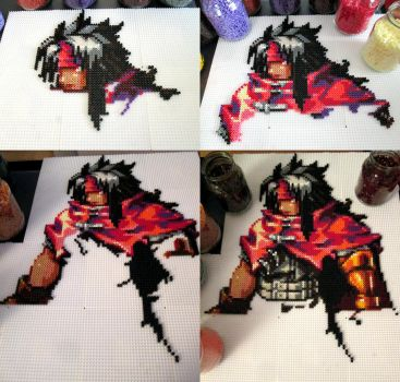 Vincent Valentine - Process by Aenea-Jones