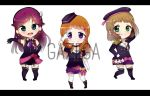 A-RISE! Shocking Party Ver. by gazega