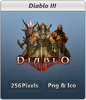 Diablo III - Icon by Crussong