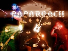 Paparoach by Insanemoe