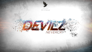Devilz Logo - Wallpaper by DevilzNeverCry