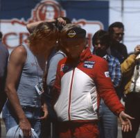 James Hunt | Niki Lauda (Untied States 1982) by F1-history